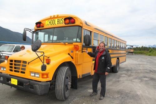 Alaskandream - Schoolbus Petersburg