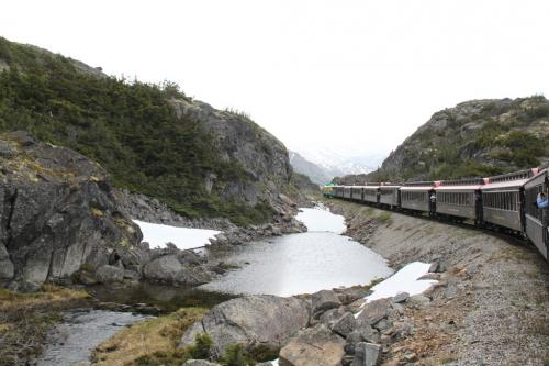 Alaskandream - Skagway railway