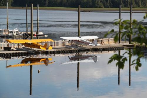 Alaskandream -Thorn Bay plane