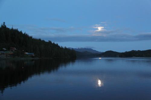 Alaskandream - Thorn Bay  sunset