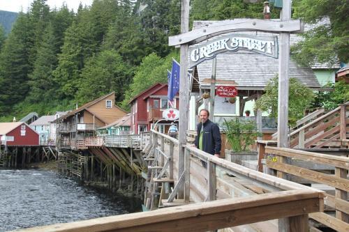 Alaskandream - dorpje Ketchikan