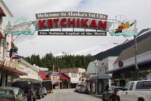 Alaskandream - first city in Alaska