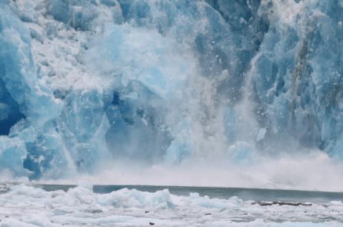 Alaskandream - icecalving Margerie glacier