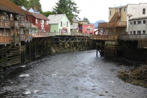 Alaskandream - ketchikan creek river