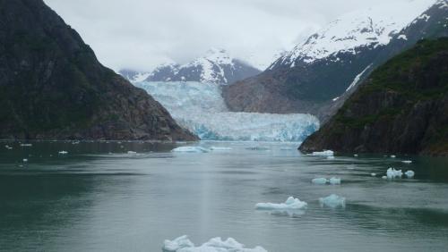 Alaskandream - remote glacier bay