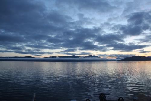 Alaskandream - wrangell sunset