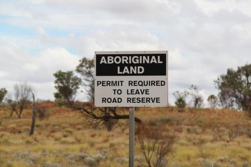 Alice Springs - Aboriginal Land