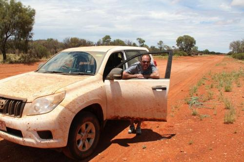 Alice Springs - Jeep