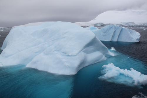 Antarctica - Lemaire strait