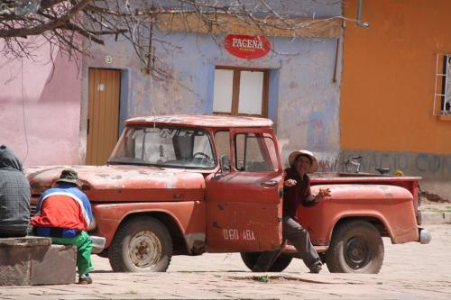 Bolivia - Dodge