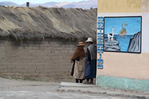 Bolivia - Dorpsbabbel