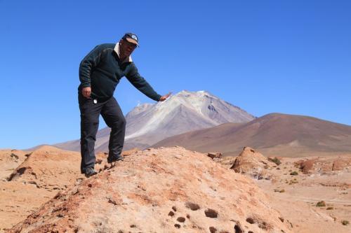 Bolivia -  Touch Vulcano