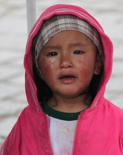 Bolivia - portret child