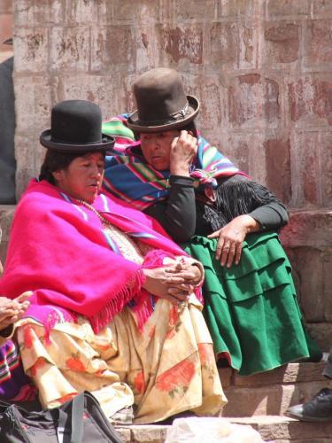 Bolivia - portret women