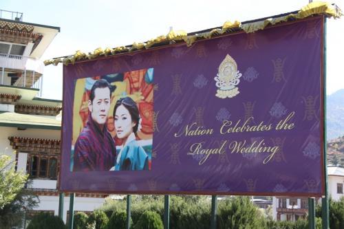Buthan - Koningskoppel