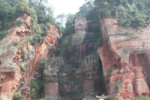 Chengdu - Grand Buddha