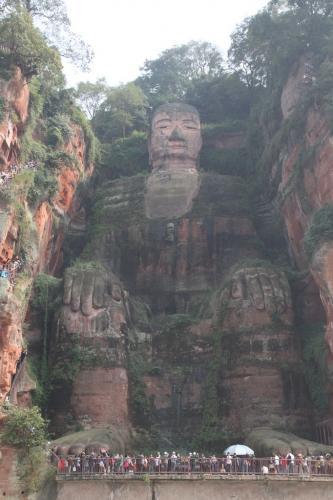Chengdu - View Grand Buddha