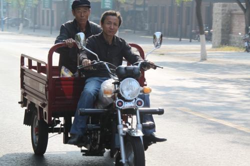 Chinese wall - Motovervoer