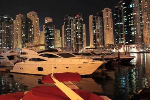 Dubai Marina jachthaven