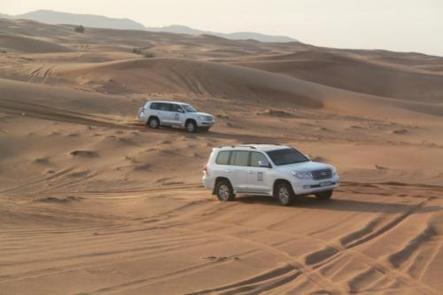 Dubai desert Jeep 1