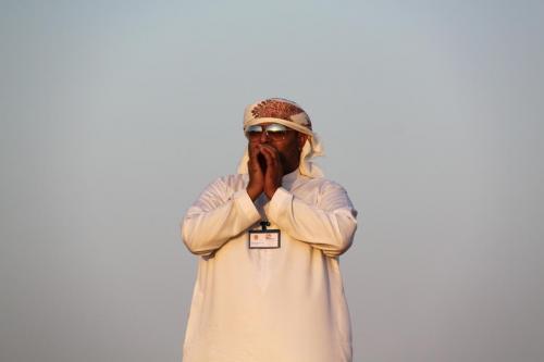 Dubai desert arabier