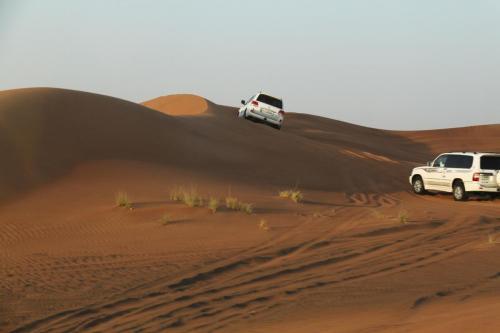 Dubai desert jeep 2