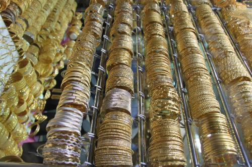 Dubai goud