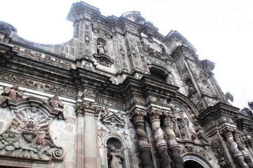 Ecuador - Architectonisch Quito