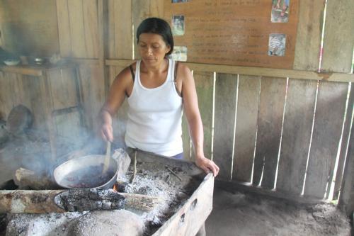 Ecuador - Cacao koken
