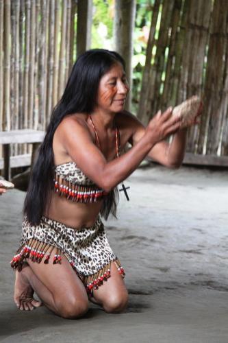 Ecuador - Dansritueel
