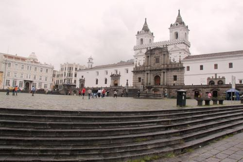 Ecuador - Quito plein