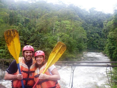 Ecuador - Rafting E & D