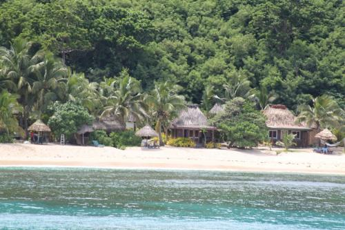 Fiji - Hutten Yasawa Island