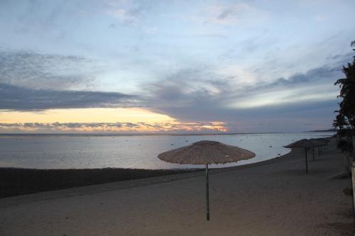 Fiji - strand outtrigger