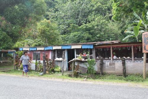 Fiji - winkelstraat