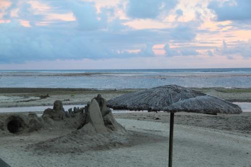 Fiji - zandkasteel