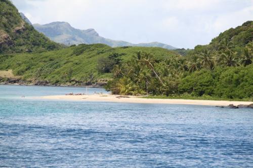 Fiji - zandstrand