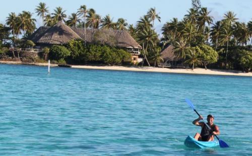 Frans Polynesie - erwin canoe