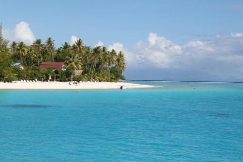 Frans Polynesie - motu