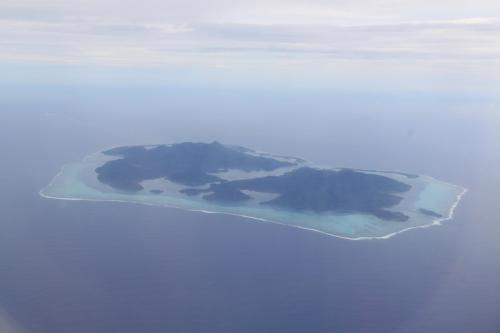Frans Polynesie - zee