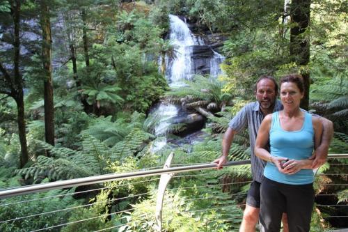 GOR - waterfalls
