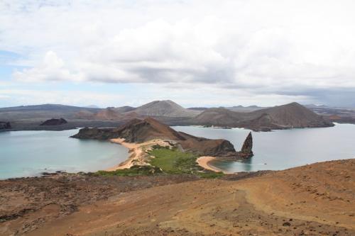Galapagos - Schilderachtig