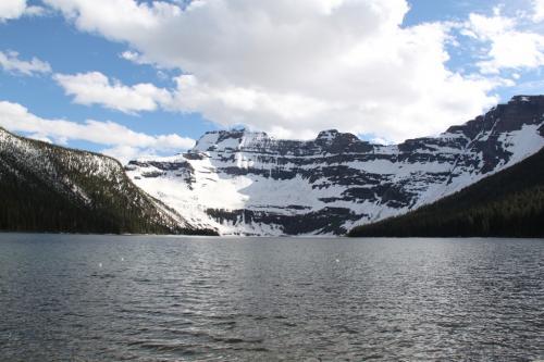 Glacier NP - Cameron lake
