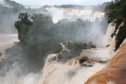 Iguazu falls - Argentina side 1