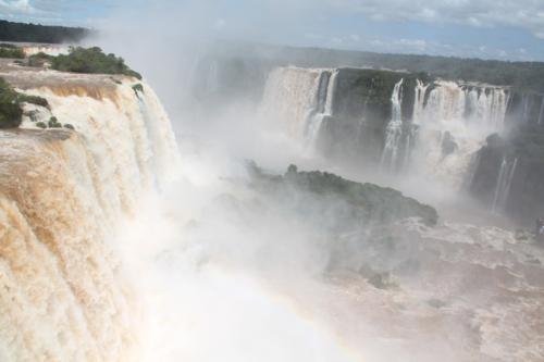 Iguazu falls - Argentina side 2