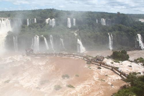 Iguazu falls - Brazil Falls