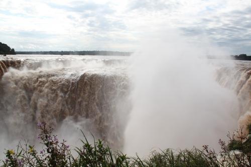 Iguazu falls - Devil's Throat