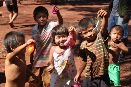 Iguazu falls - Indigenous Balloons