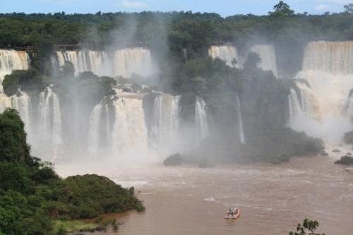 Iguazu falls - Totaalspektakel