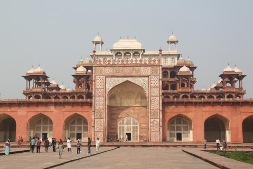 India - Akpar mausoleum